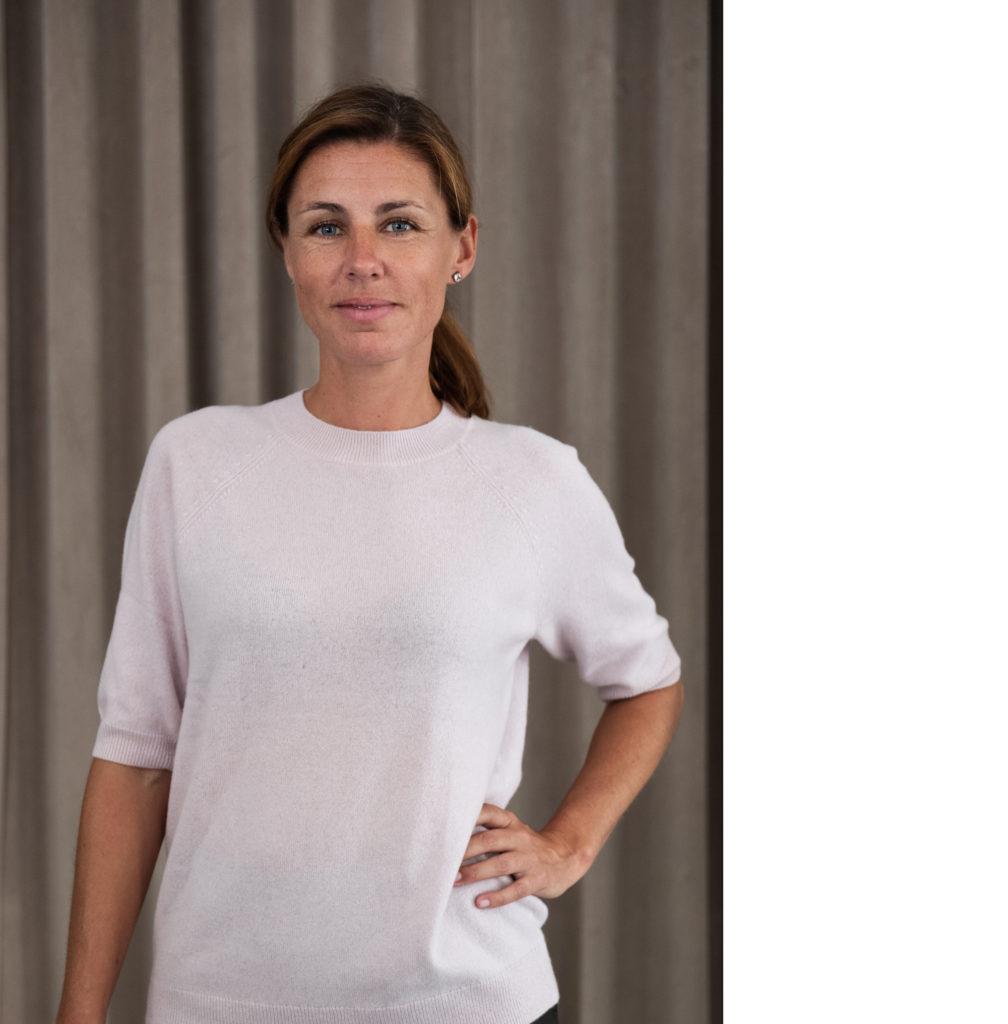 Anna Franzén PR och Kundansvarig ESNY