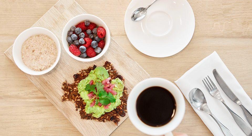 Frukost Diplomat