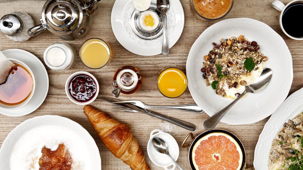 Nybrogatan 38 frukost World of ESNY