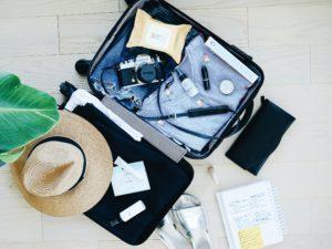 Packa handbagage