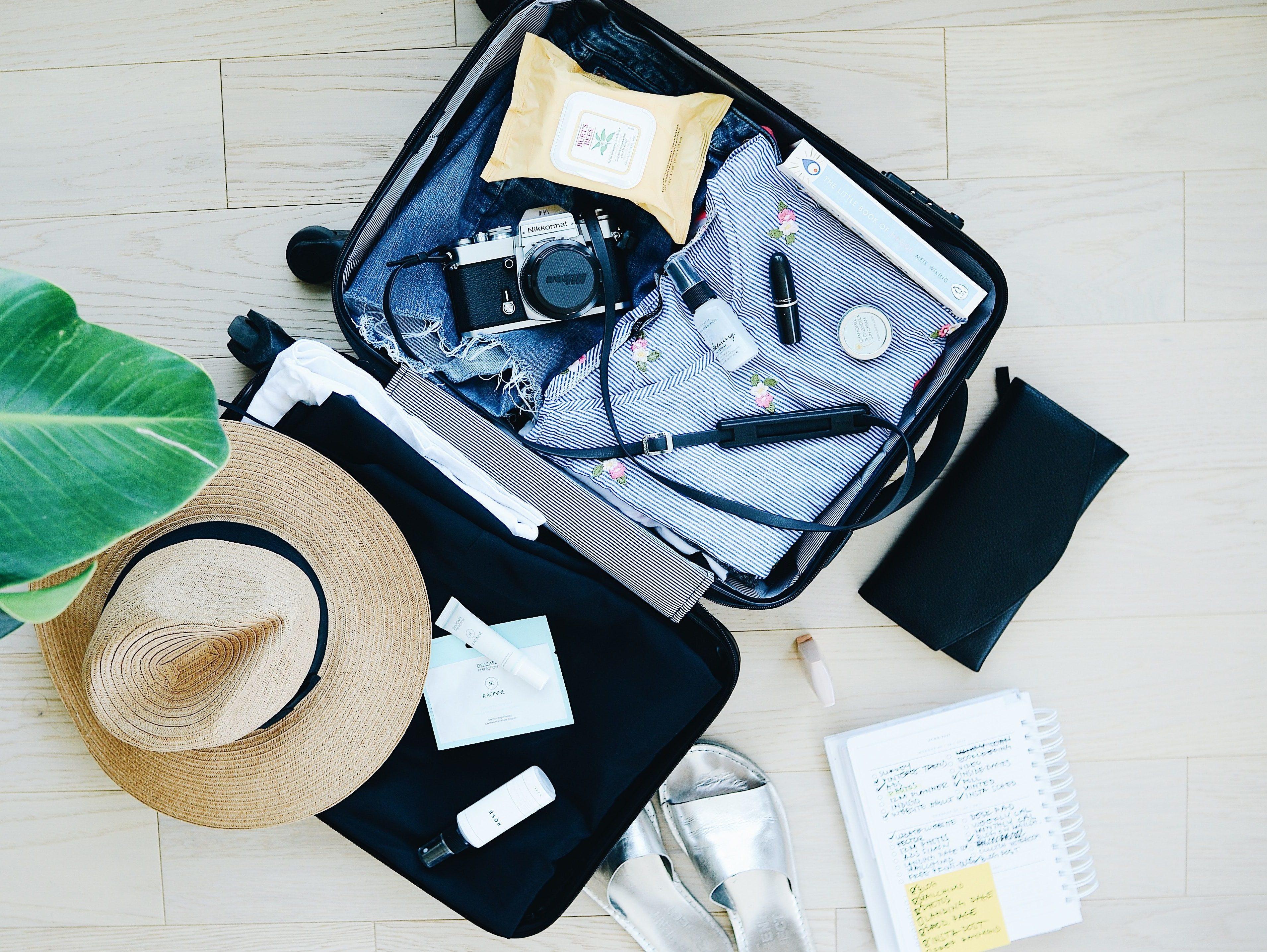 Lär dig att packa som ett reseproffs ESNY