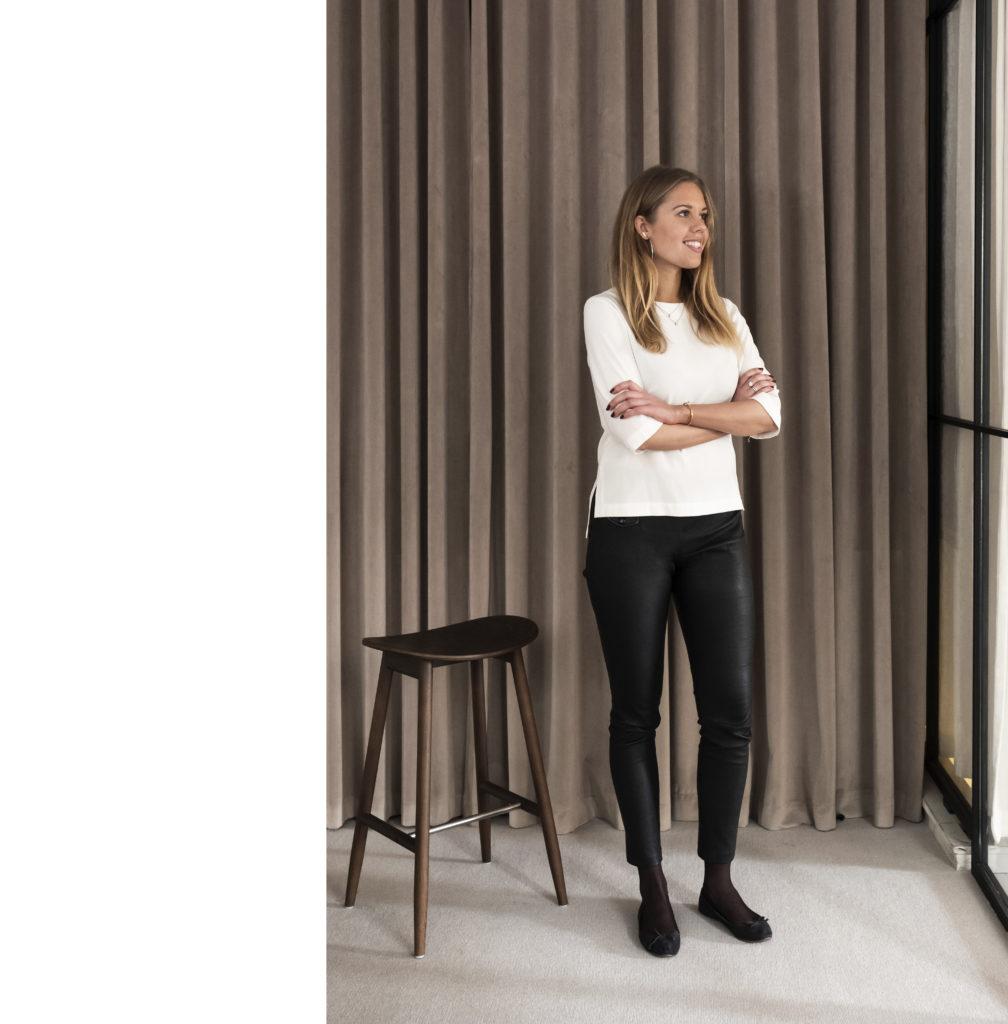 Fredrika Agardh - Team ESNY
