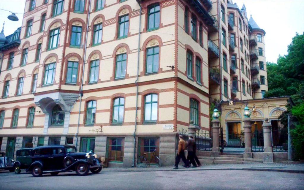 Haga Kyrkogatan 28A
